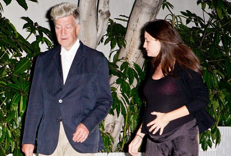 David Lynch is the father of a girl to her 66 years