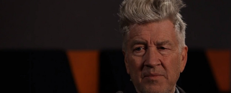 David Lynch universe is renewed. Got a new web!