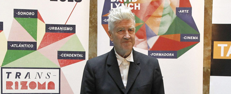Overview, videos and statements by the visit of David Lynch to Madrid