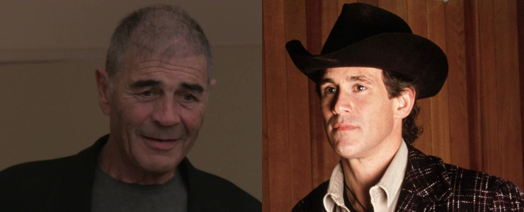 Robert Foster plays the Sheriff Harry S. Truman in Twin Peaks