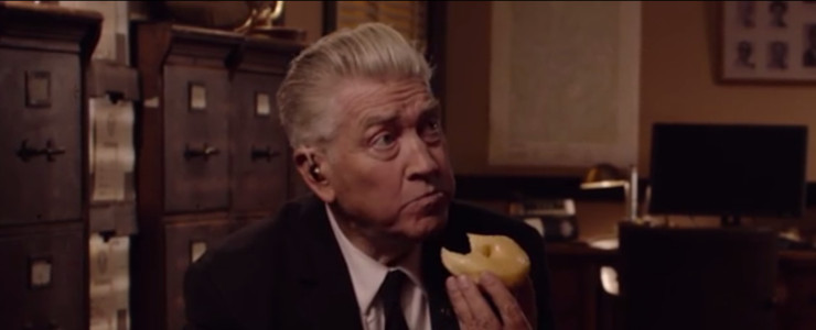 Teaser trailer for Twin Peaks with the return of Gordon Cole (David Lynch)