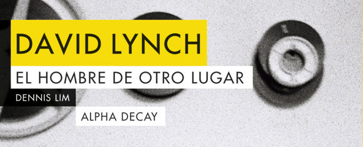 Launch of David Lynch: The man from another place