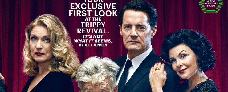 Cannes festival premiere the first two chapters of Twin Peaks
