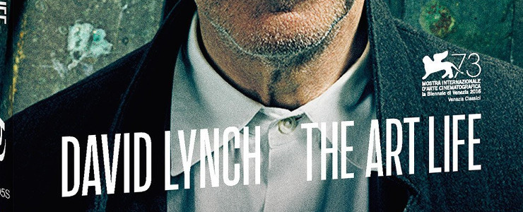 David Lynch: The art life on sale 10 may. Book it now!