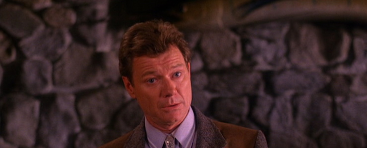 Deceased Michael Parks, Jean Renault in Twin Peaks