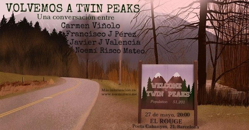Volvemos a Twin Peaks, debate sobre la serie