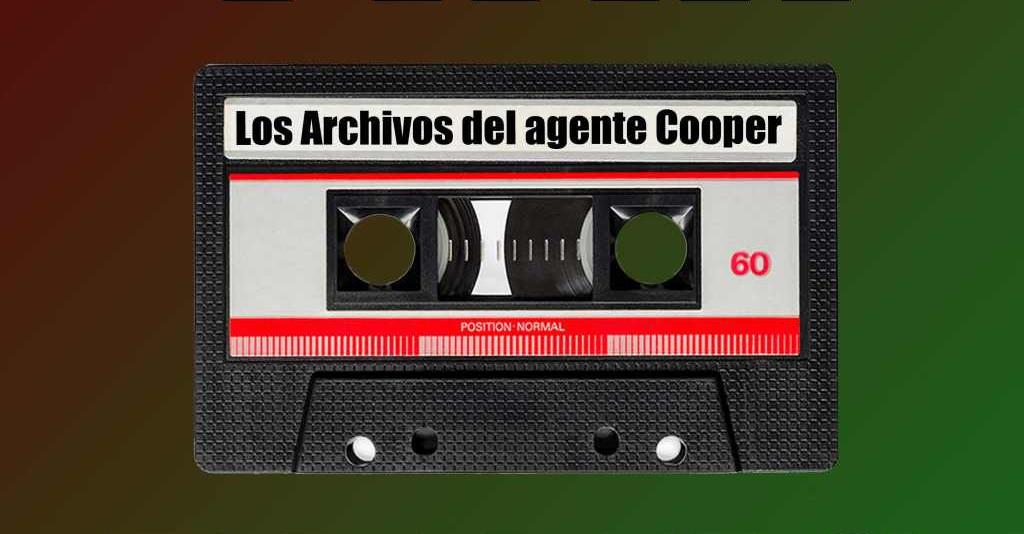 Agent Cooper files #40 Let's rock