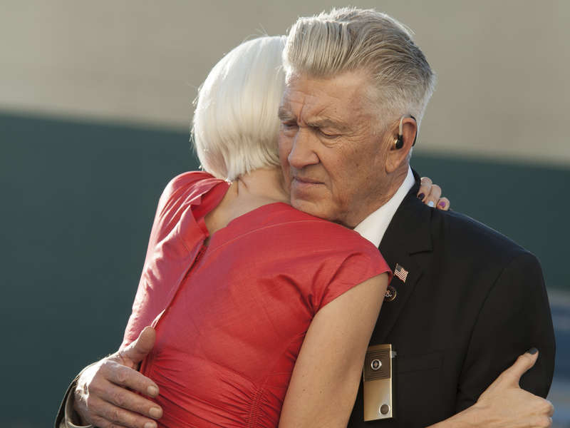 Twin Peaks: Thanks, David, the end and gives us almost equal