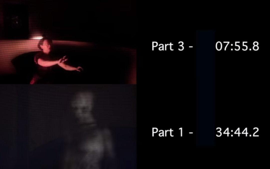 Descubre la relación entre las escenas de la caja de cristal y la habitación morada