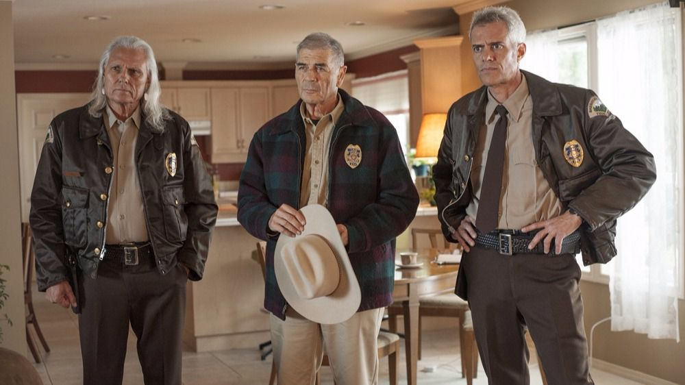 7 answers he has given us the third season of Twin Peaks