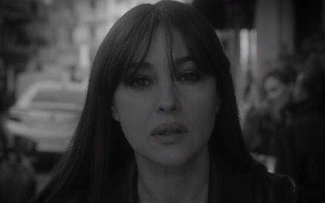 """Monica Bellucci: """"A minute"""