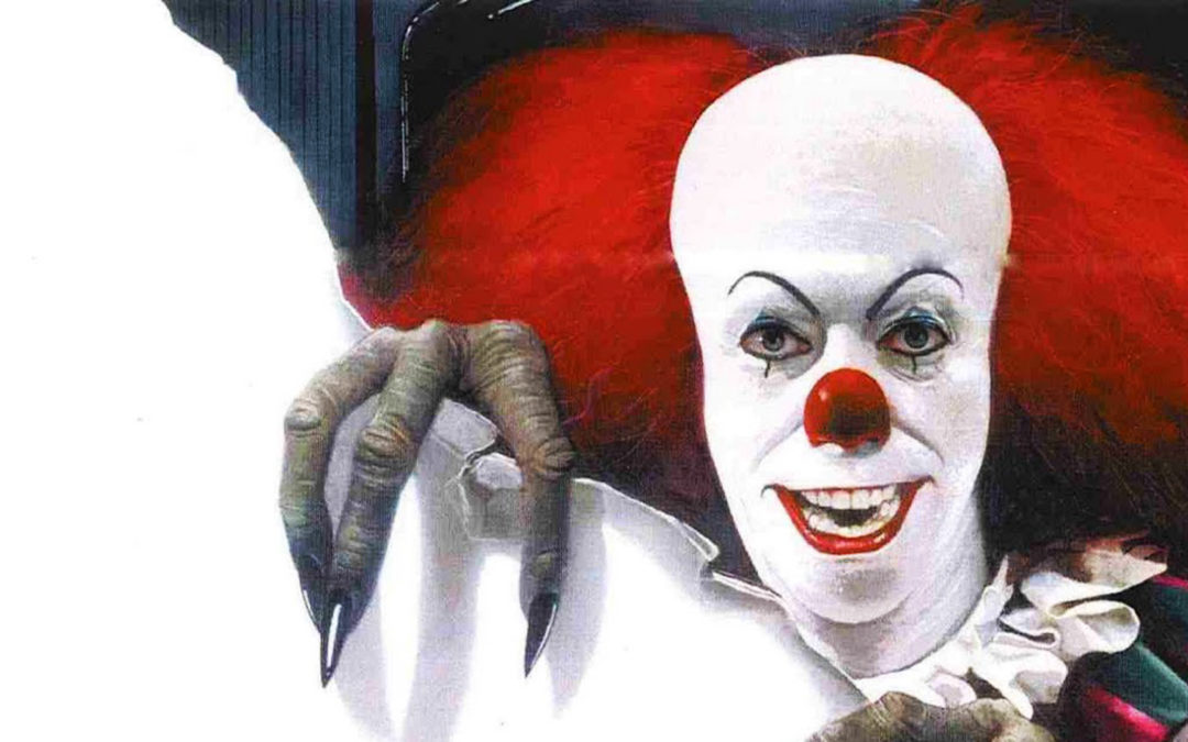 "Connections between ""Twin Peaks"" e ""It"" Stephen King"