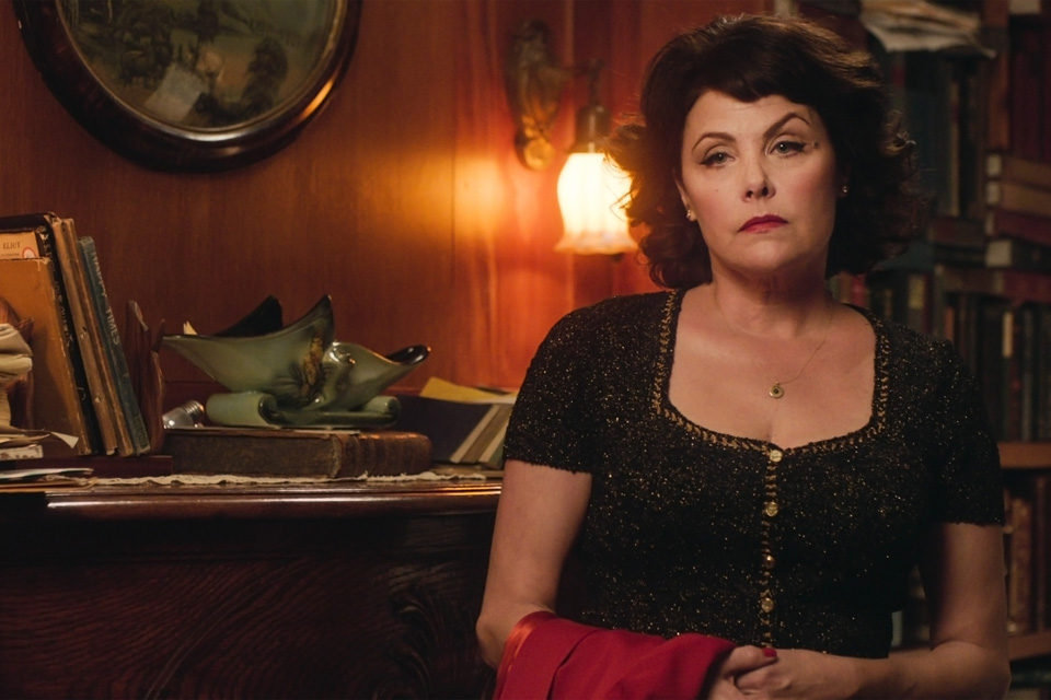 Sherilyn Fenn ve posible una cuarta temporada de Twin Peaks