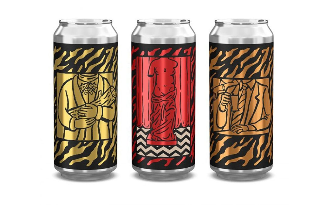 David Lynch presents his microbrew inspired by Twin Peaks