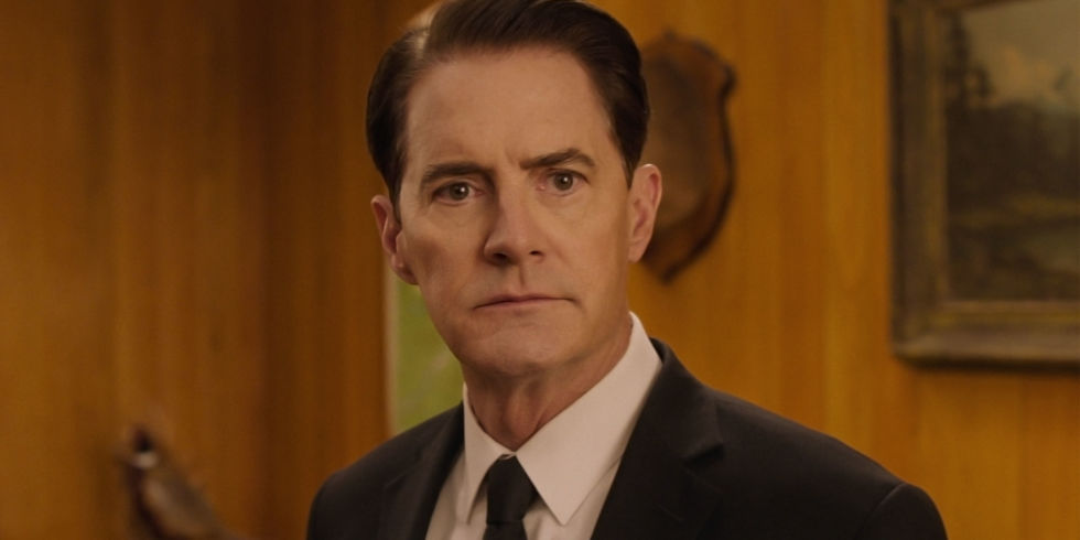 Kyle Maclachlan about talks on a fourth season of Twin Peaks