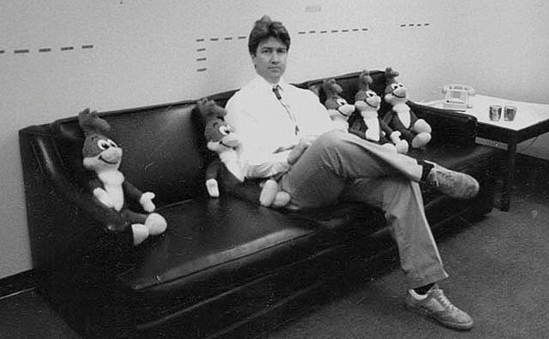 "David Lynch lived for years with 5 teddies of ""Woody Woodpecker"""