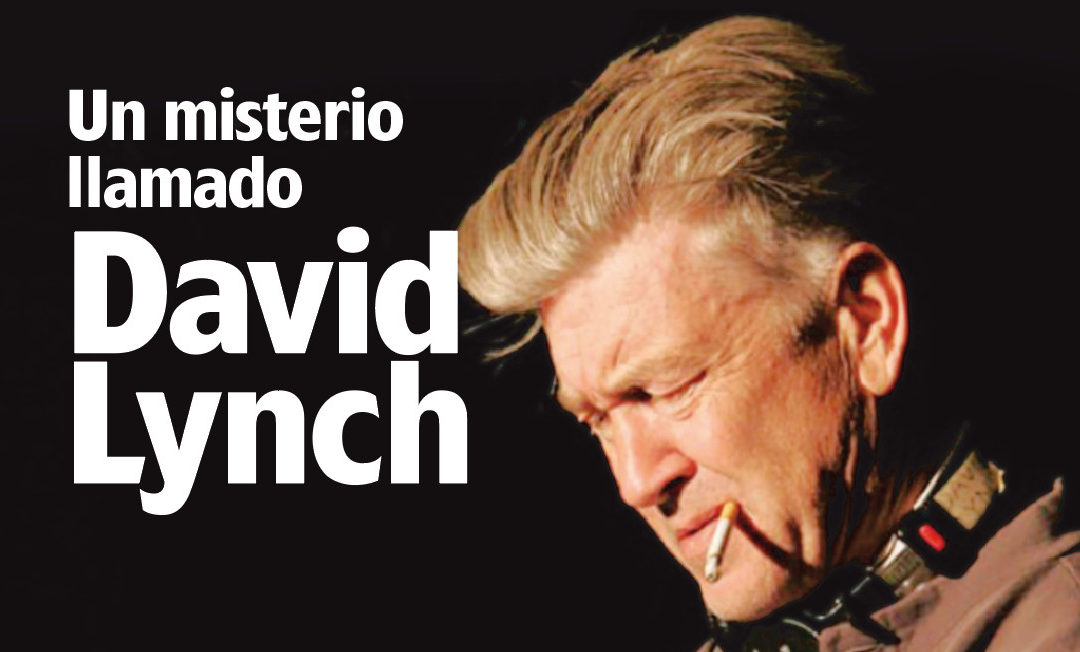 A mystery called David Lynch, book on the American director