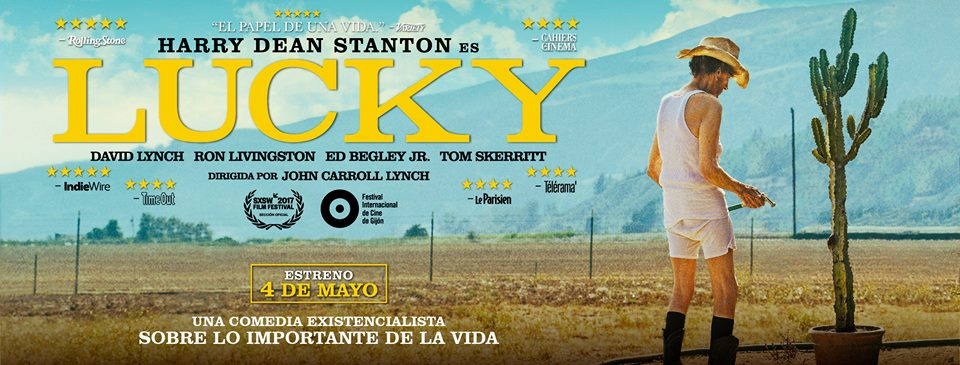 Lucky, the last trip of Harry Dean Stanton