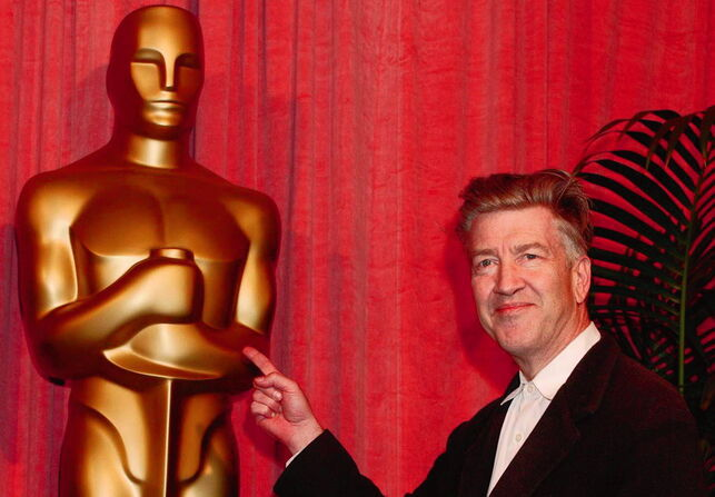 David Lynch will receive an honorary Oscar as a tribute to his whole career