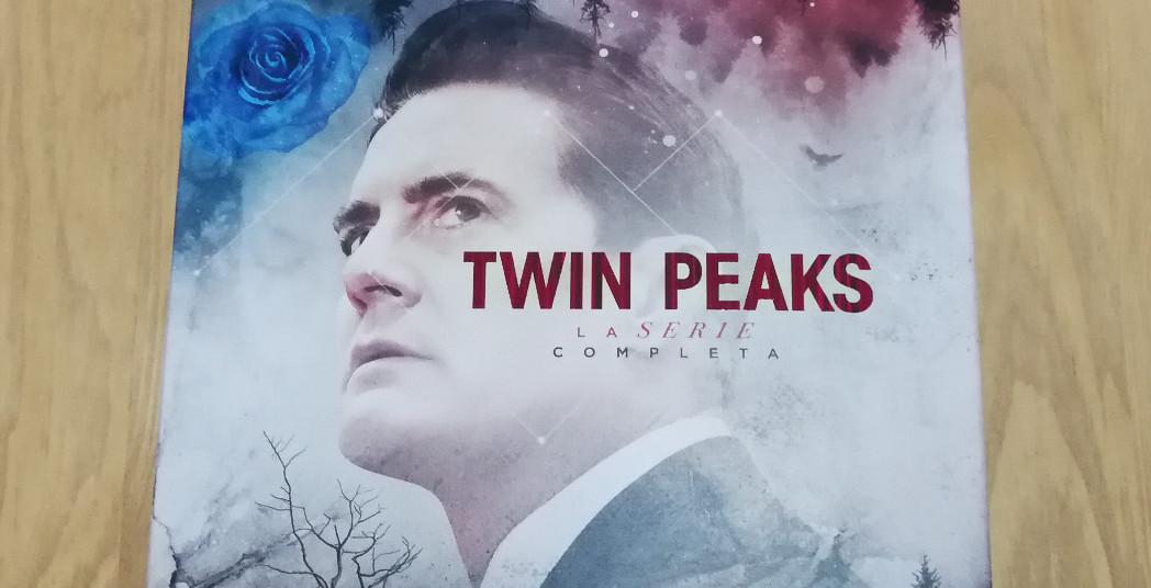 Analysis of Twin Peaks: The complete series Blu-ray